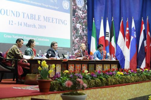 Sessions of the Second Day of 14th Round Table Meeting