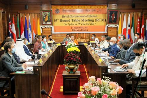 The 15th Round Table Meeting